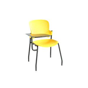 classroom study chair writing pad vinus hp
