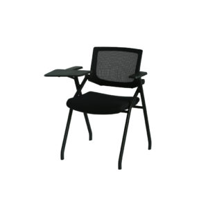 foldable study chair writing pad jack