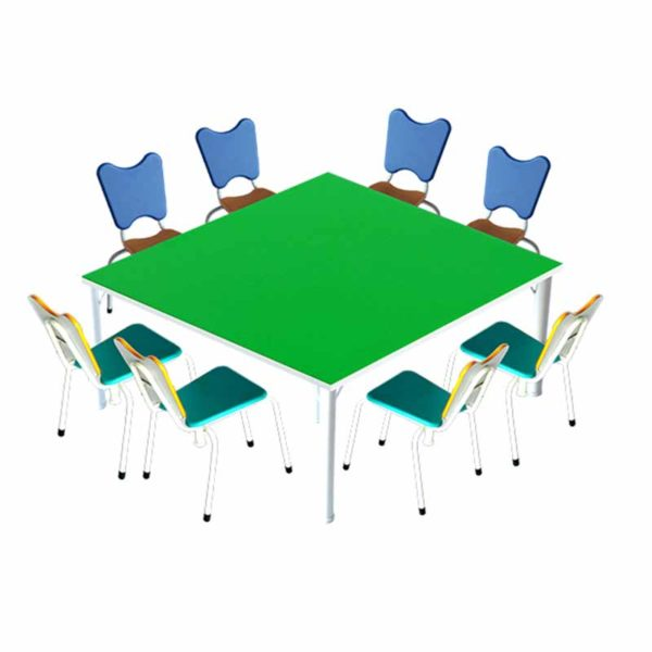 kg classroom table square 1