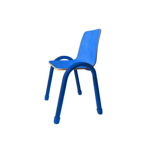 kindergarten chair snow