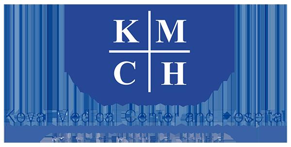 Kovai medical center logo