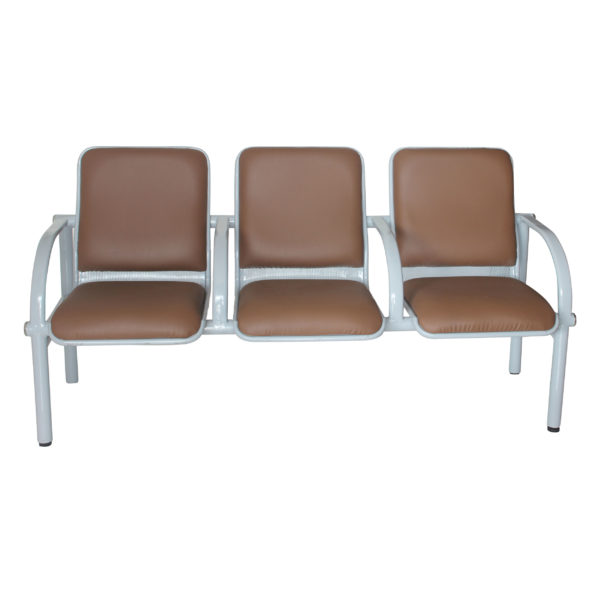 metal cushion visitor seating boarding 3s c