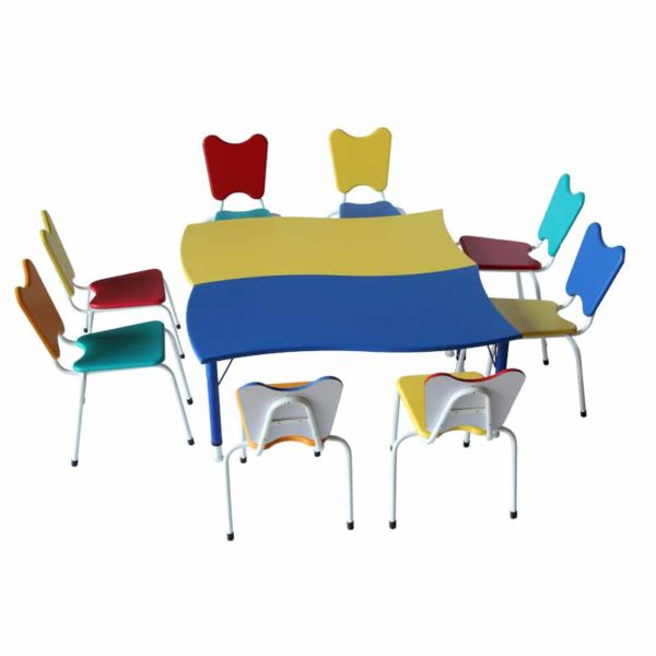 playschool furniture wave table 2
