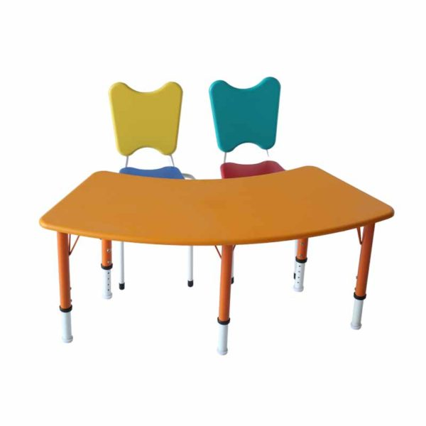 preschool curved table kudo 02 2