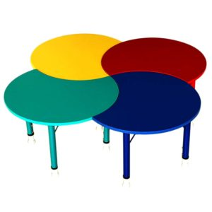 preschool furniture quartet table 2