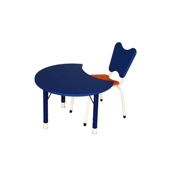 preschool furniture quartet table 4