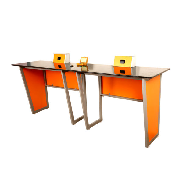 school physics lab furniture triple beam