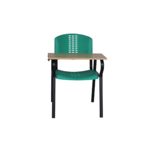 school writing pad chair poly fp