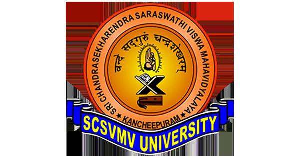 Logo of SCSVMV university