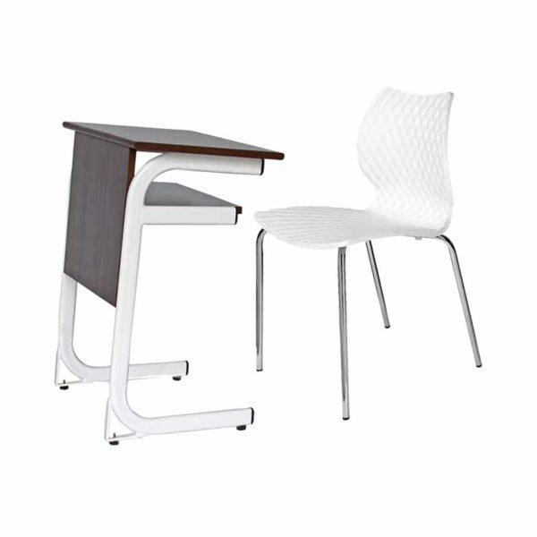 single seater classroom desk tutor