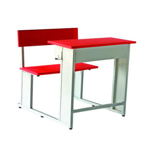 single seater school bench braino s