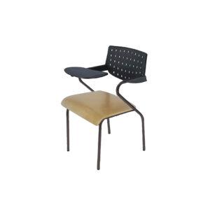 student chair half writing pad club hp