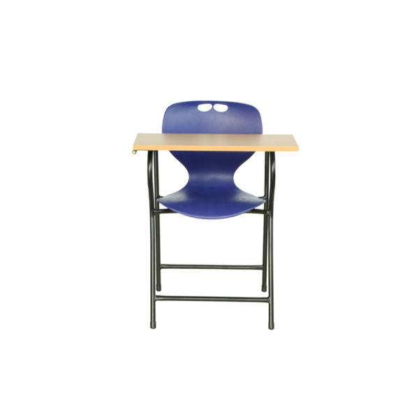 student chair writing pad plasto fp 1